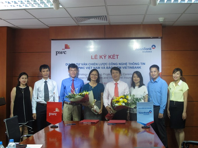 VBI cooperates with PwC on IT consulting project