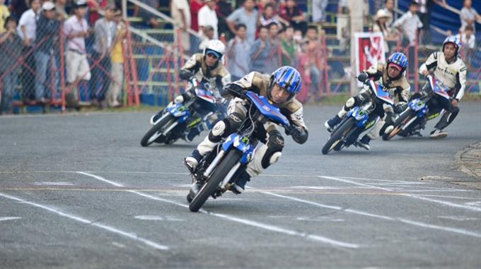 Top motorbike riders to race in Đà Nẵng