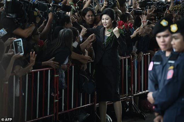 Thai ex-PM Yingluck defiant as verdict looms