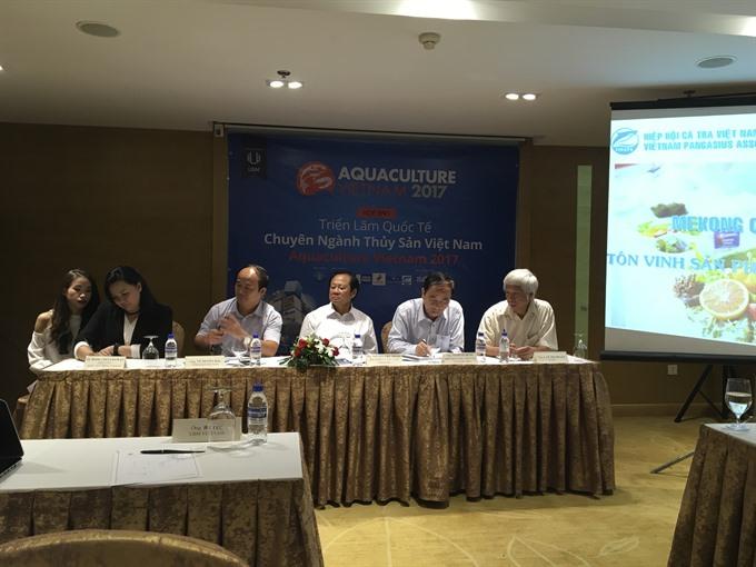 Aquaculture show set for October