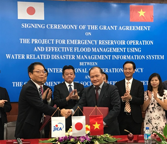 18.2m project aims to improve flood management in central Việt Nam