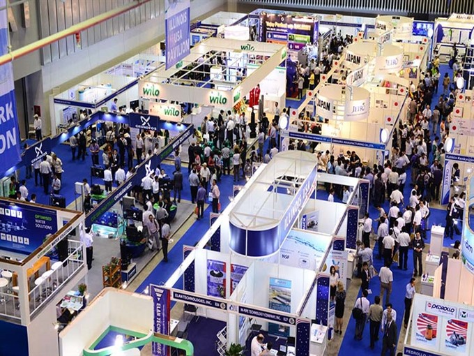 Foreign exhibitors to attend VNs leading water expo