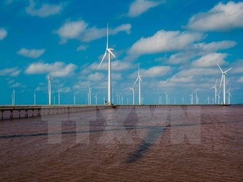 No anti-dumping duties on VN wind towers: Australia