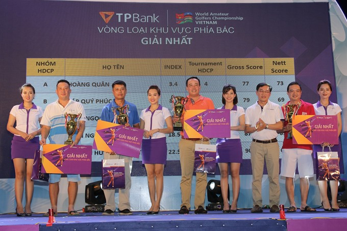 Northern golfers to enter amateur champs