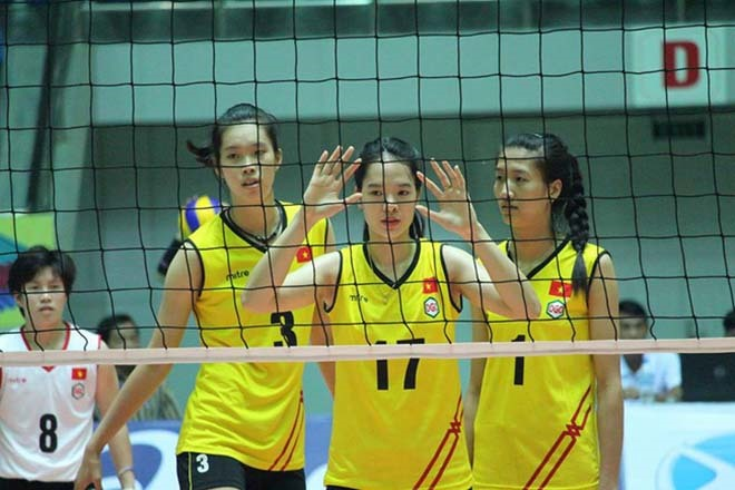 Việt Nam lose to Kazakhstan in Asian volleyball event