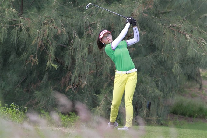 Young talents to tee off at SEA Games