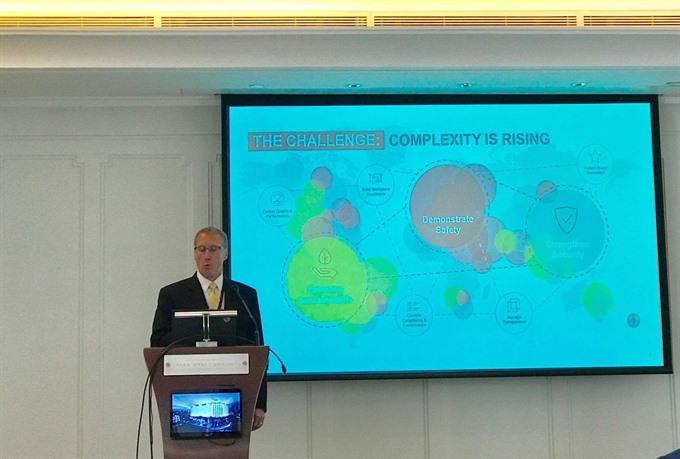Việt Nam safety index improves: Report