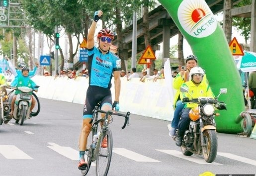 Desriac wins fourth stage of Mekong Delta event