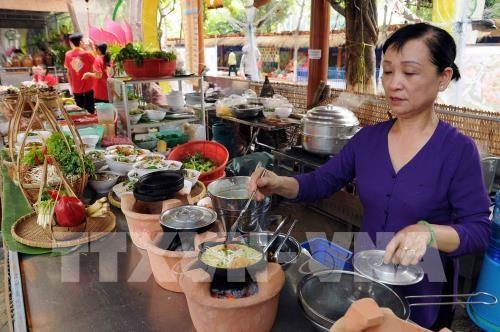 HCM City hosts Five Continents Food Festival