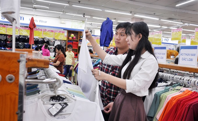 HCM Citys annual retail promotion month gets bigger