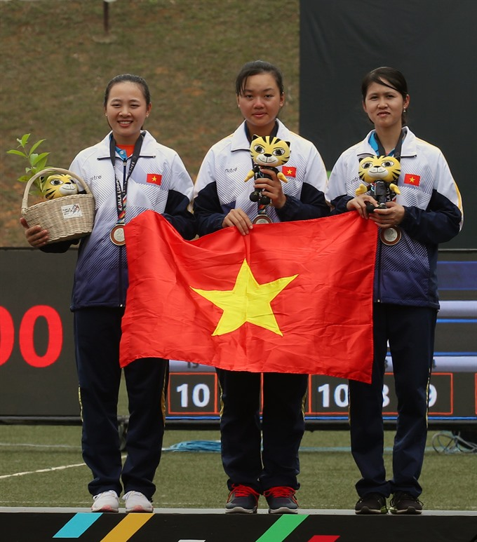 Việt Nam gain one more silver at SEA Games