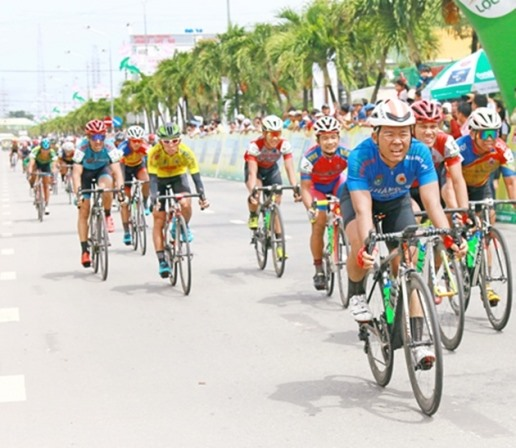 Berry wins sixth stage of Mekong race