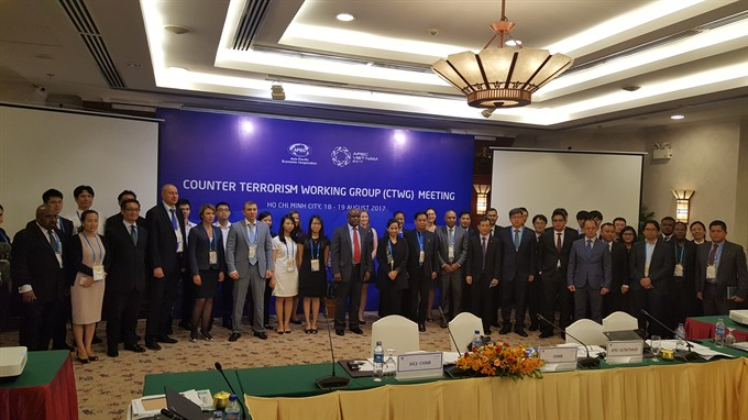 No country is immune from terrorism: APEC meeting