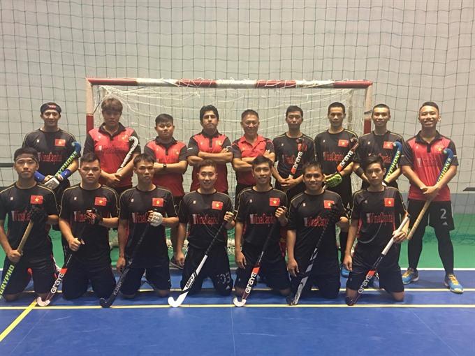 Indoor hockey team ready for SEA Games