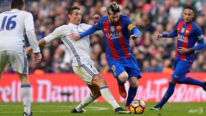 Messi Ronaldo lead sports stars in condemning Barcelona attack