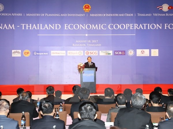 Thai firms should grasp opportunities in VN: PM