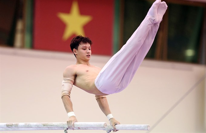 Gymnasts to overcome challenges at Malaysia SEA Games