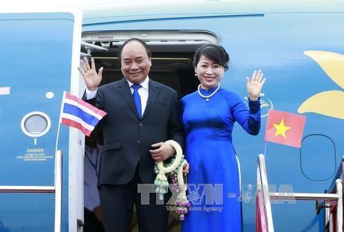 Việt Nam Thailand issue joint statement