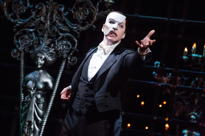 A series of Operatic tributes to The Phantom