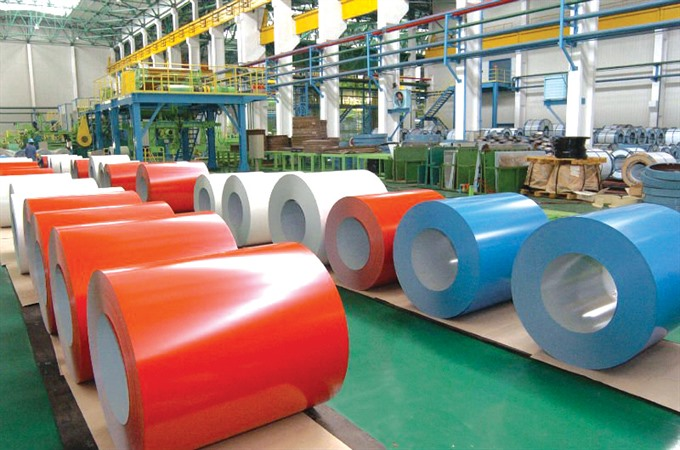 MoIT to remove safeguards on colour-coated iron