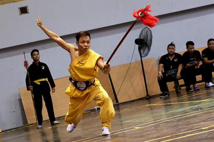 Hà Nội open traditional martial art festival to kick off