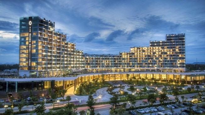 FLC Grand Hotel inaugurated