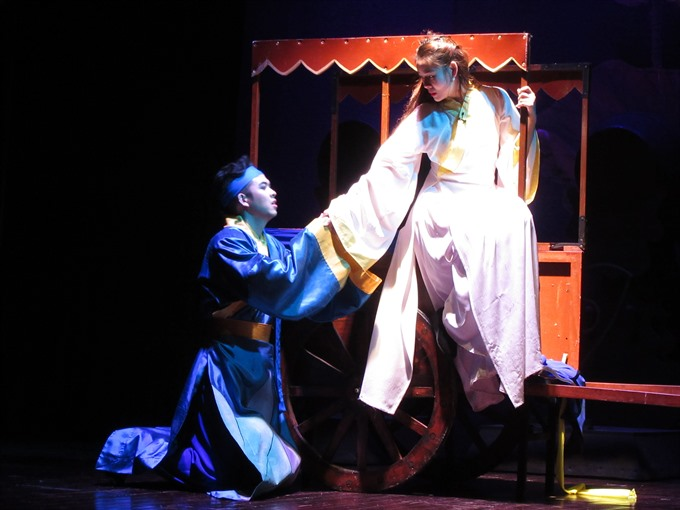 VN theatre has chance for revival