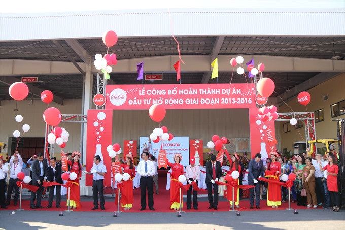 Coca-Cola introduces waste water treatment and new warehouse in Đà Nẵng