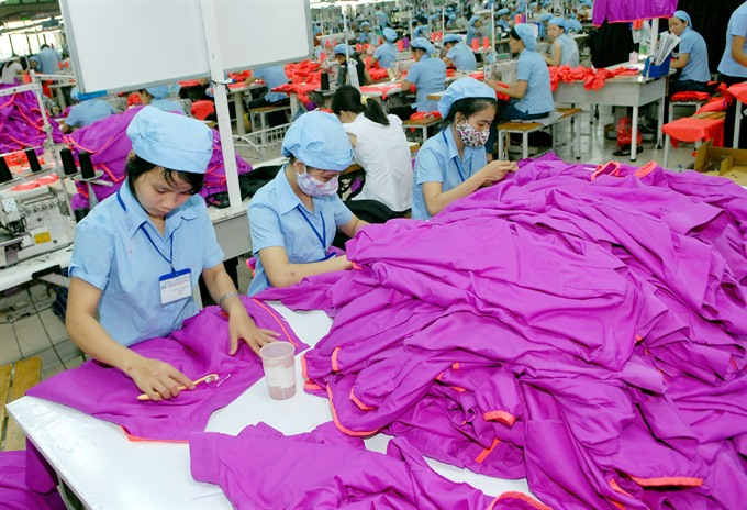 VN textile industry needs to spin a new yarn