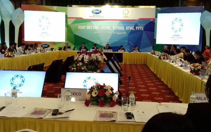 APEC seeks collaboration on food security