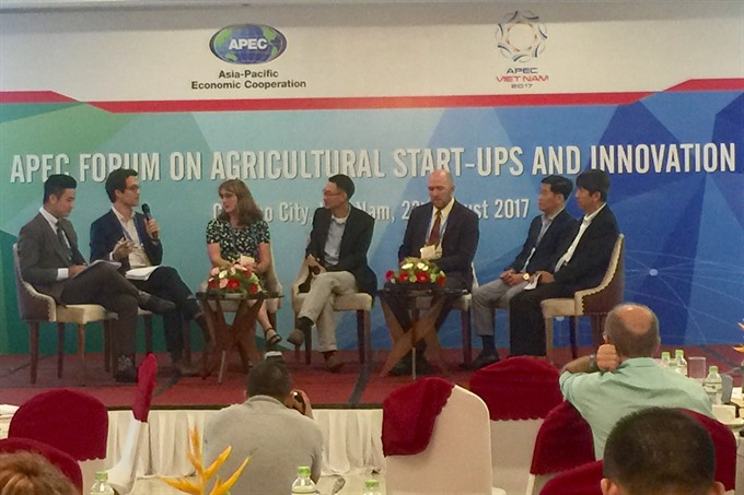 APEC seeks to scale up agricultural start-ups innovation