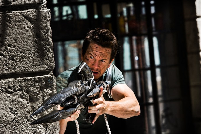 Mark Wahlberg named worlds top paid actor