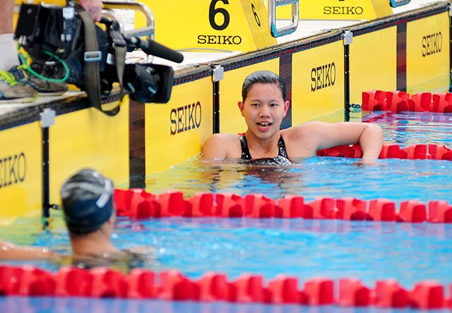 SEA Games: Chi wins silver swimmers in finals