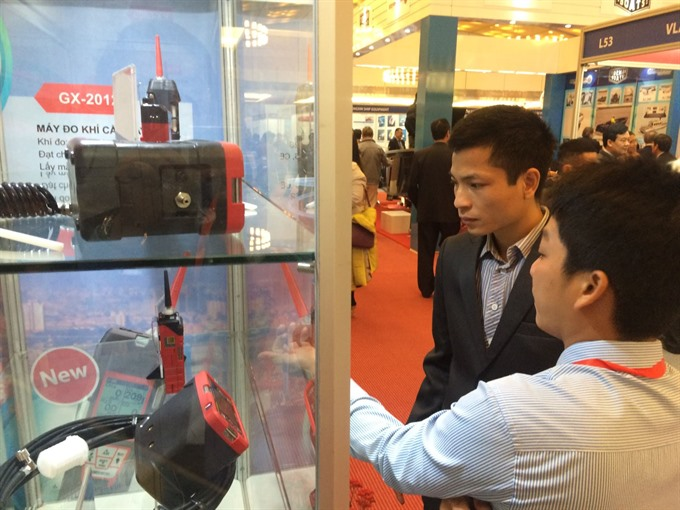 International shipbuilding expo returns to Hà Nội