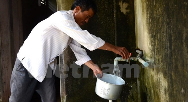 Arsenic amount exceeds regulated norms in Đắk Nông