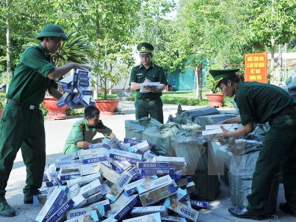 Goods smuggling persists in southern border provinces