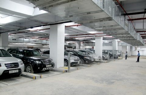 Hà Nội tackles parking space shortage