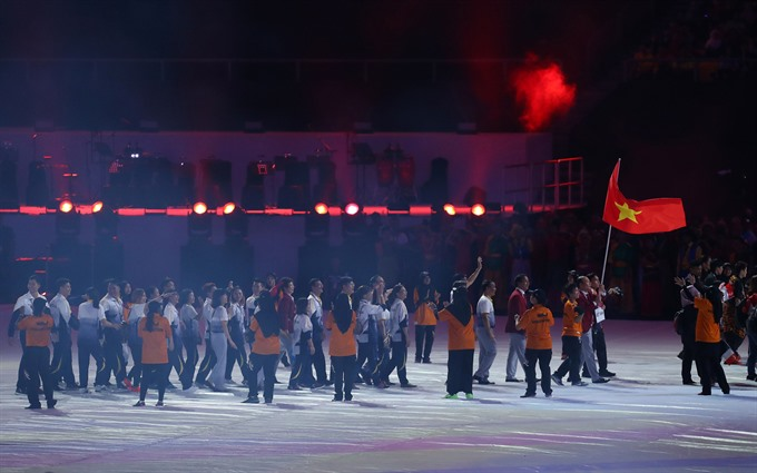 Việt Nam rank third in SEA Games