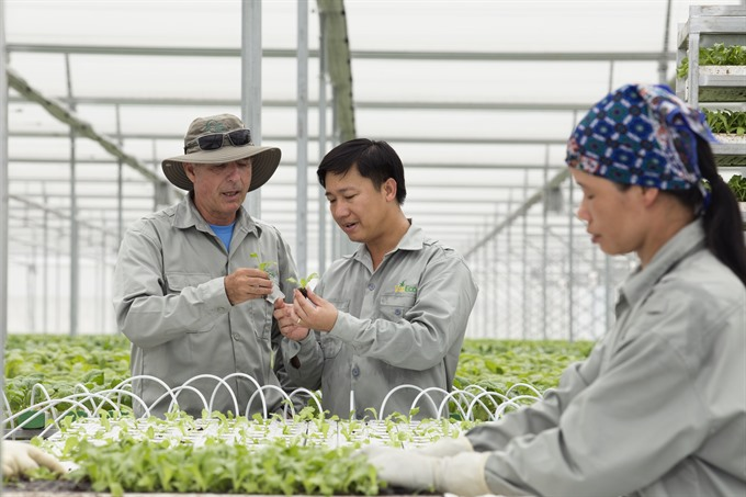 Hi-tech farms offer a vision of the future today
