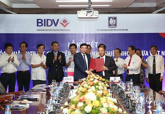BIDV launches 444.4 million credit package