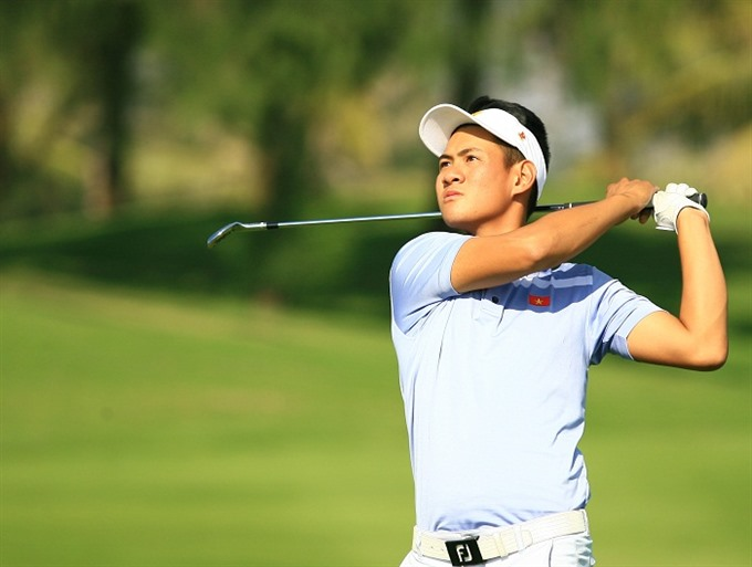 First VN pro golf series to tee off next month