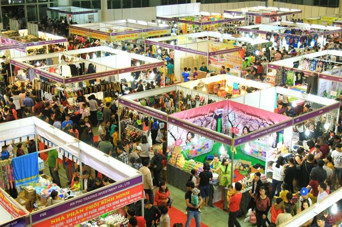 Thai trade fair in mid-August