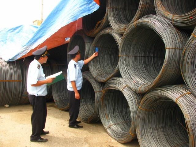 VSA urges steel import controls