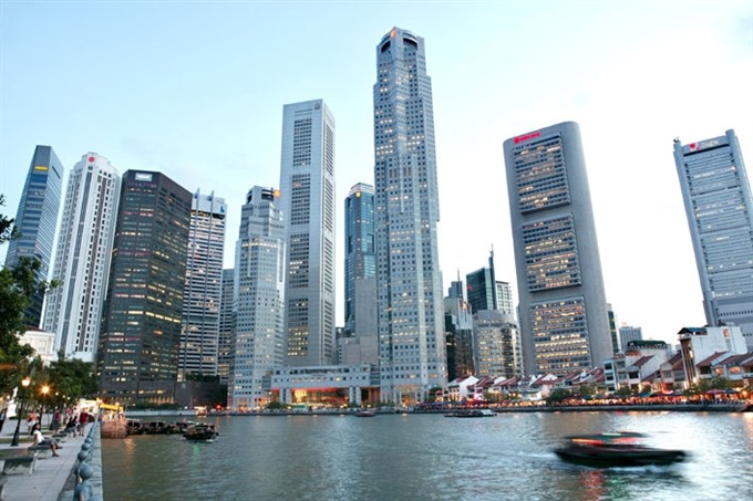Core values guide Singapores growth