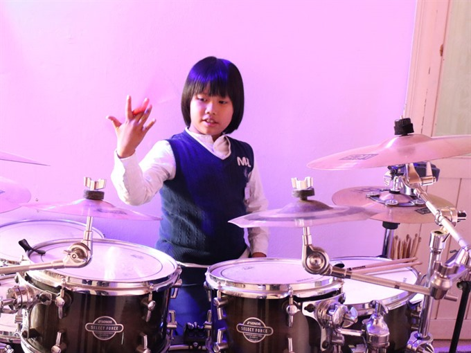 US Consulate Soul Live showcase American Vietnamese musicians