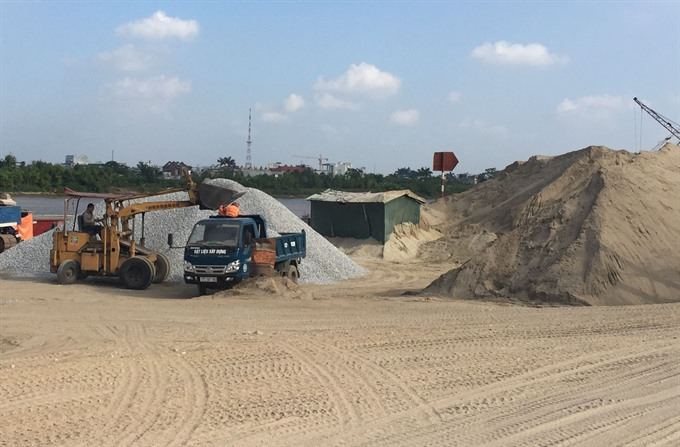 Shifting sands in VNs construction industry