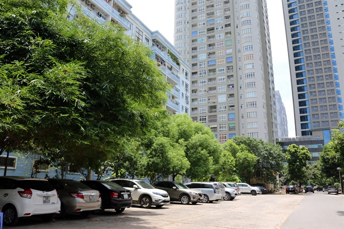 Hà Nội eyes basements to solve parking crisis
