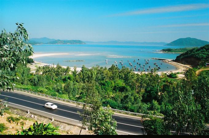 Hidden pathway to beauty of Nhất Tự Sơn