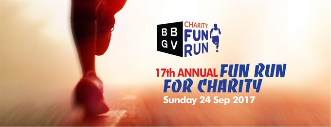 Charity Fun Run to be held in District 7