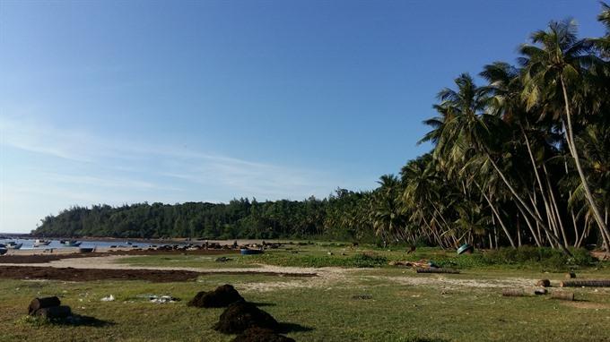 Tam Hải Island designated as eco-tour site